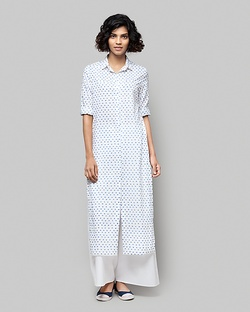For Many Moons Printed Kurta
