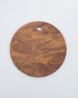 Serai wood Platter