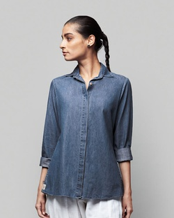 Madagascar Denim Shirt