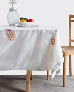 Mahe Pineapple Table Cloth