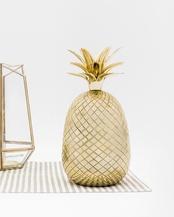 Brass Ananas