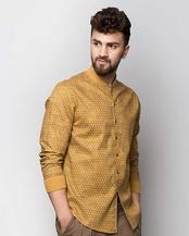 Flower Jaali Shirt