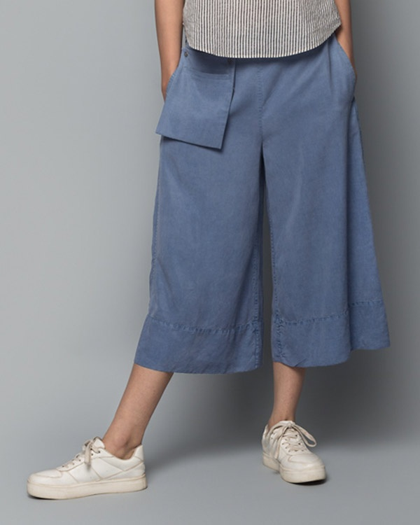 Kasumi Cropped Trouser