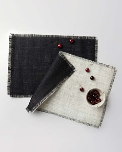 Tao Jute Placemat (Set Of 2)