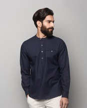 Pondicherry Shirt - Navy