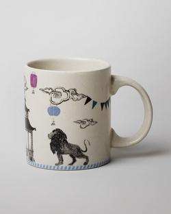 Raion Lion Mug