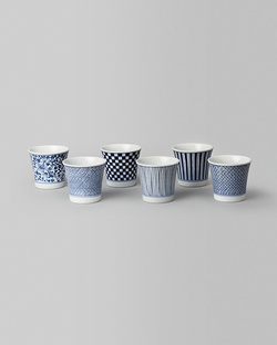 Sencha Tea Cups (Set of 6)
