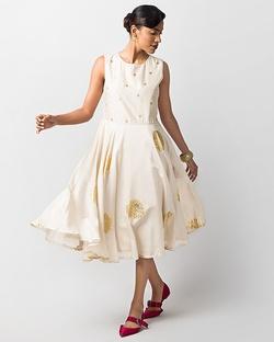 Yoroi Dress - Taupe