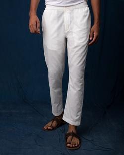 Rey Pants - Ivory