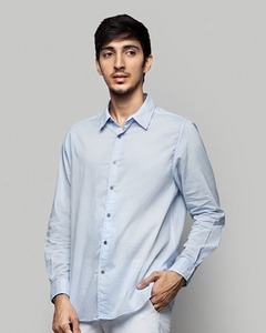 Kashid Shirt - Blue
