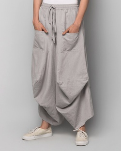Yoka Trousers - Grey