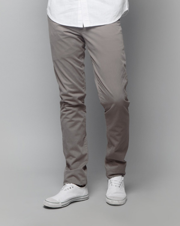 Kalaghoda Pants - Grey