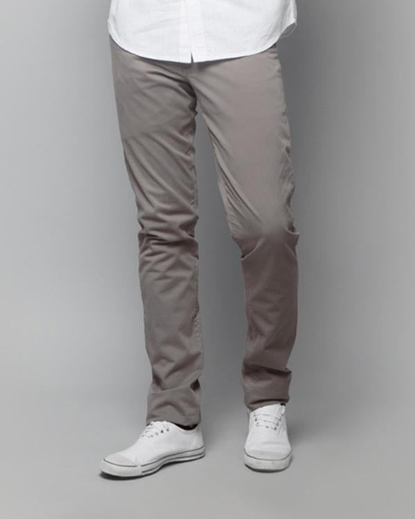 Kalaghoda Pants - Grey