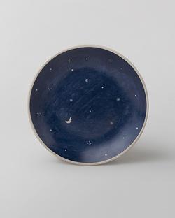 Luna Tea Plate