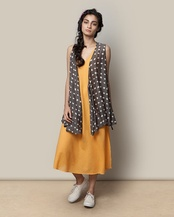 Layer Tunic - Tangerine