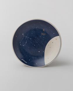 Luna Tea Plate - Gemini