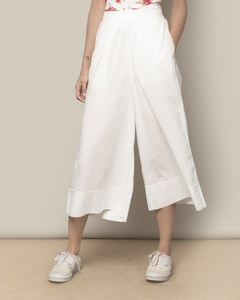 Easy Culottes - Ivory