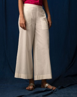 Basic Pyjama - Ivory