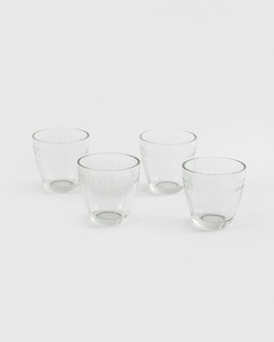Fern Votive (Set of 4)