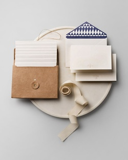 Flight stationery set