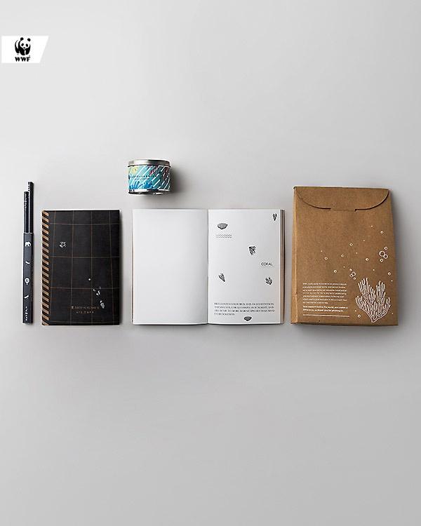 Marine Scribble Kit (Set of 3)