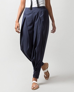 Jodhpur Pants - Blue