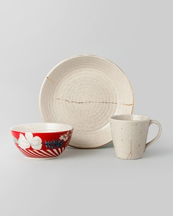 Kintsu Breakfast Set (Set of 3)