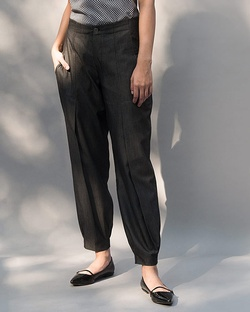 Stop and Refuel Pant - Charcoal