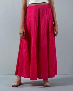 Gathered Pyjamas - Pink