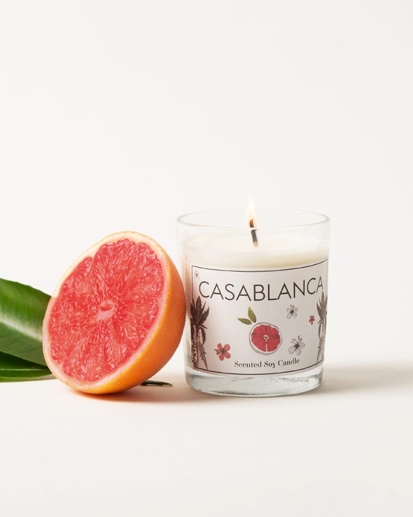 Casablanca Jar Candle