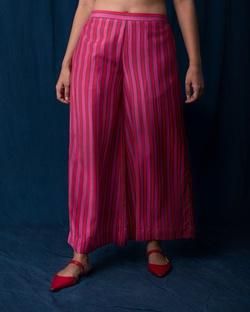 Basic Pyjamas - Pink & Red