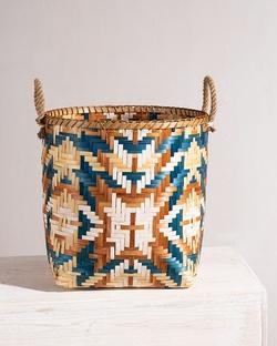 Bolga Bamboo Basket