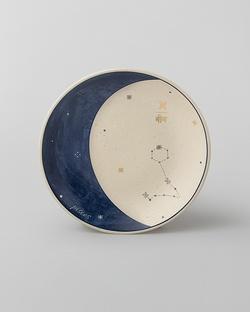 Luna Tea Plate - Pisces