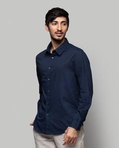 Kashid Shirt - Navy
