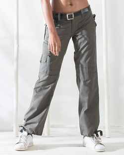 Cargo Pant - Charcoal