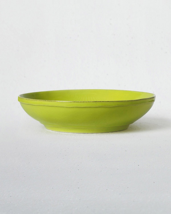 Aguada Pasta Bowl - Lime