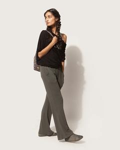 Jinan Yoga Pants - Charcoal