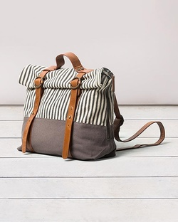 The Foldover Backpack