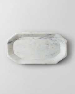 Bagua Tray - White