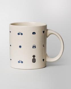 Icon Mug - Blue