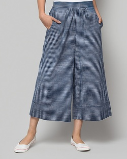 Easy Culottes - Check