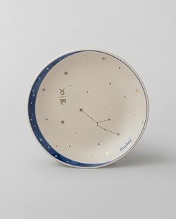Luna Tea Plate - Taurus