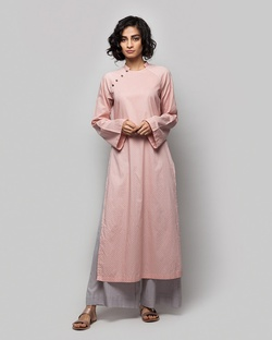 Go East Dotted Kurta
