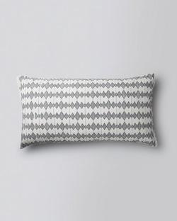Jamdani Lumbar Pillow