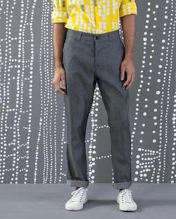 Comoros Trousers - Grey