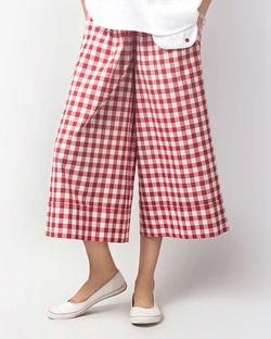 Picnic Culottes - Check