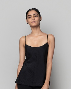 Silk Camisole - Black