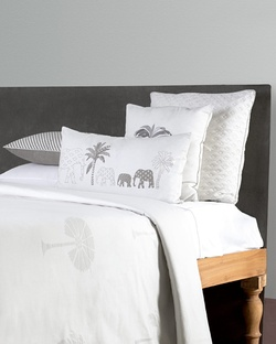 Colombo Palm tree King Duvet Cover