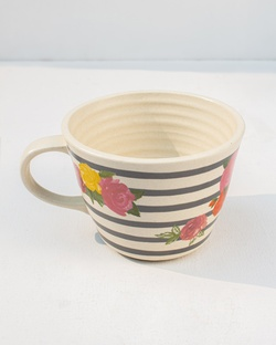 Sher Rose Soup Mug