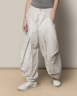 Weekend Trouser - Natural